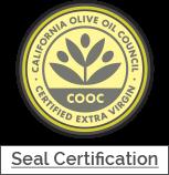 Seal Certification