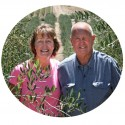 James and Patricia Talcott of Talcott Olive Oil