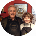 Annette Schoonover and Richard Wolf of Winterhill Olive Oil