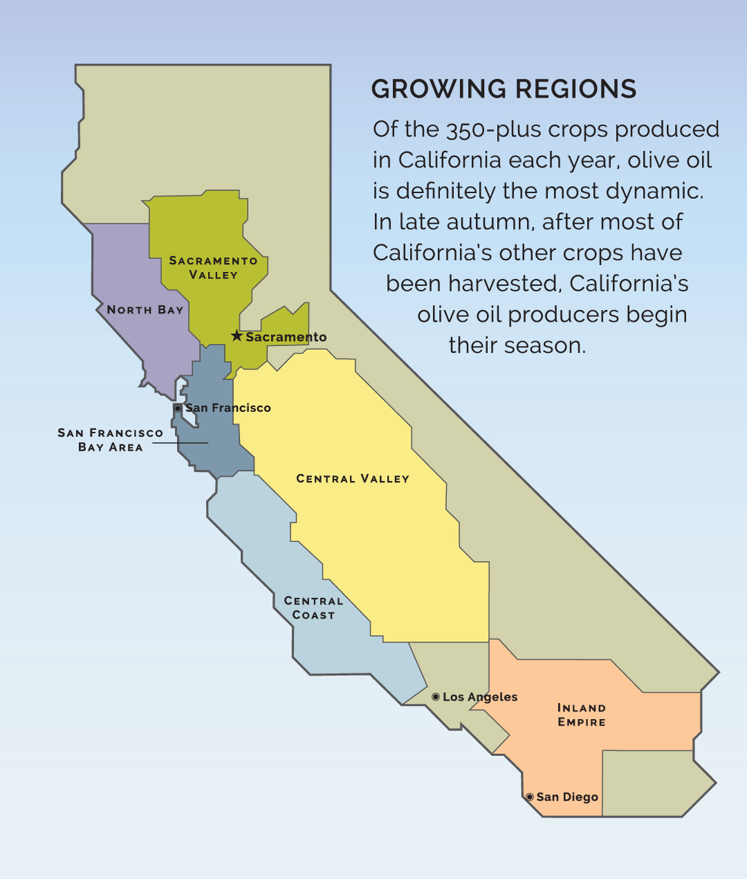 Visit A Member - California Olive Oil Council on san quentin ca map, california state prison map, northern california map,