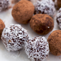 Chocolate & Date Bliss Balls
